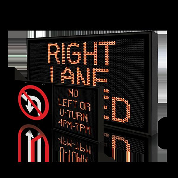 Interstate Traffic Sign